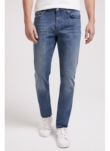 Lee Cooper Erkek Mavi Jack   Jean Pantolon 202 LCM 121052 Mavi